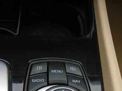 El iDrive está todo al alcance de la mano gracias al mouse estilo...