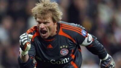 El polémico ex portero apuesta por el bayern Munich, su ex equipo, para...