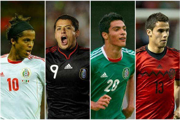 Los procesos más recientes en selecciones menores en México han redituad...