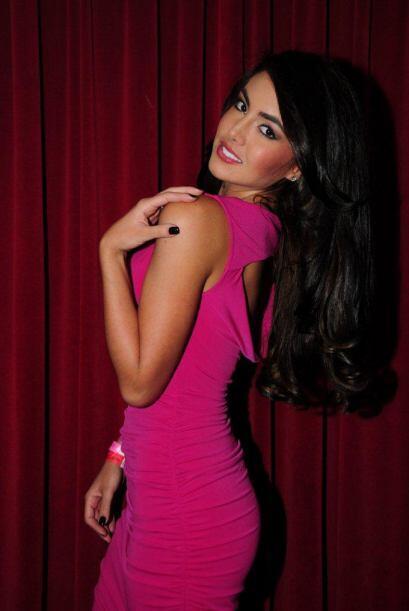 Bárbara Turbay de 21 años es de Bogotá y fue Miss Mundo Colombia.