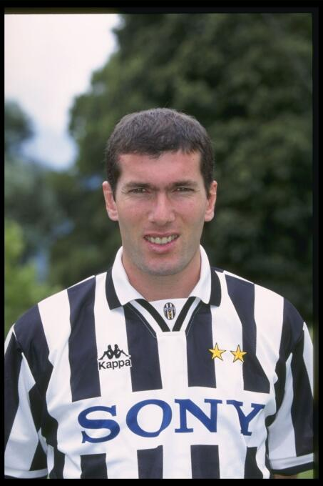 Enhorabuena, Míster Merengue Zinedine Zidane GettyImages-1640182.jpg