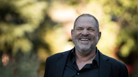 Harvey Weinstein, copresidente y cofundador de Weinstein Co., el 12 de j...