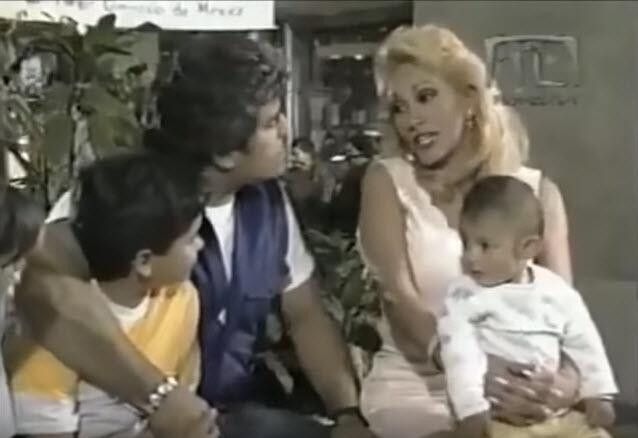 Mira cómo luce 'Memito' el tierno niño de 'Dos mujeres un ca...
