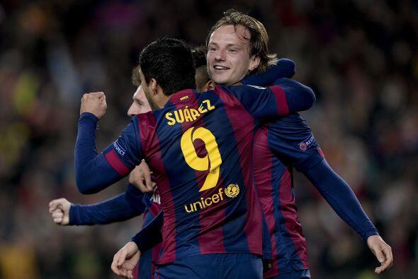 Barcelona tiene nueve victorias en diez encuentros, contabilizando 27 pu...