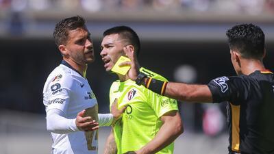 En fotos: Pumas empató con Atlas y sigue en su sequía de triunfos en el Clausura 2019