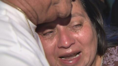 Delia Sánchez viajaba a bordo del autobús que se accidentó en Palm Sprin...