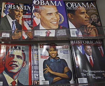 Obama se posesionó como presidenteMuchas noticias ocuparon las pr...