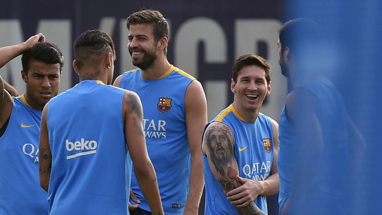 El astro argentino estará ausente en el amistoso contra la Fiorentina