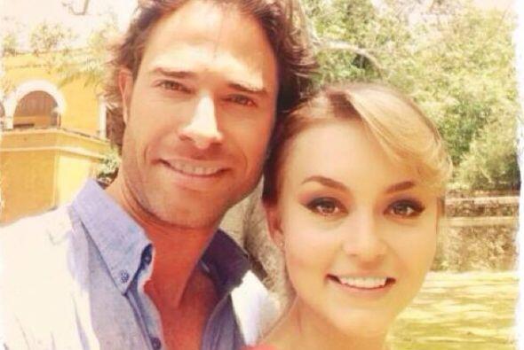 Actualmente Angelique disfruta de su romance con Sebastián Rulli. ¿Y qui...