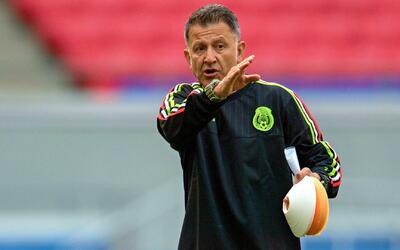 """Juan Carlos Osorio, sobre Alemania: """"Enfrentamos a una nación que es un..."""