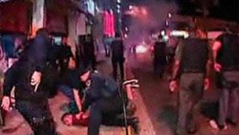 Reportaje de 'Primer Impacto' sobre cuestionable accionar policial en Pu...