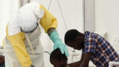 Las cifras corresponden a 3 países que se han sido azotados por la epide...