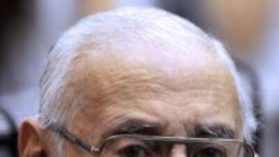 El ex dictador argentino Jorge Videla.