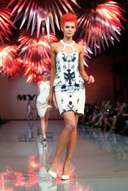 Muchos son los vestidos que se proponen como la prenda de la temporada.