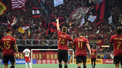 Atlanta United podría conseguir el domingo la clasificación a la Liga de Campeones de Concacaf