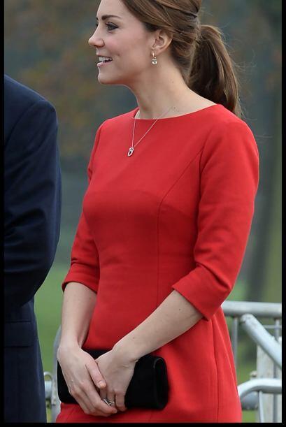 ¡Kate lo tiene todo a sus 33 años de edad! Belleza, felicidad...