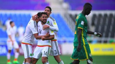 Así se jugarán los cuartos de final en el Mundial Sub 20 de Corea del Sur