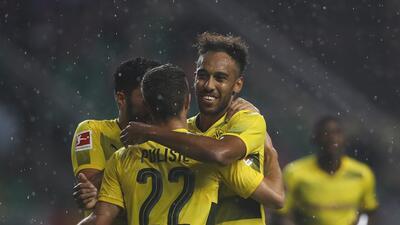 Borussia remonta ante el Hoffenheim con golazo de Pulisic