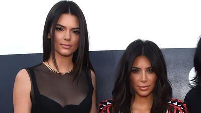Todo parece indicar que Kendall no invitó a Kim a su fiesta de cumpleaños.