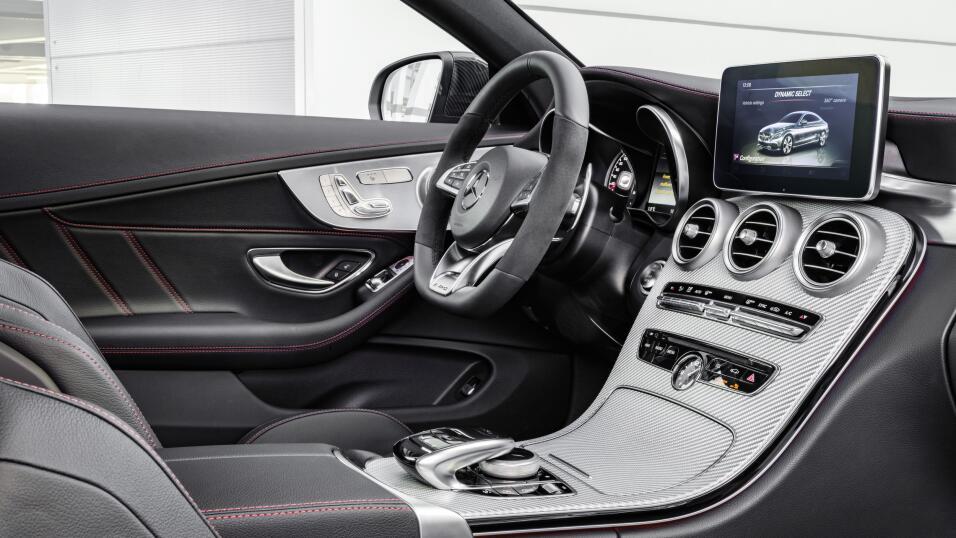 Ginebra 2016: Mercedes-AMG C43 Coupe 2017, a medio camino entre el C300...