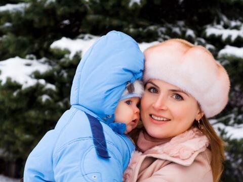 Protege a tu bebé en esta época de frío. Antes de s...