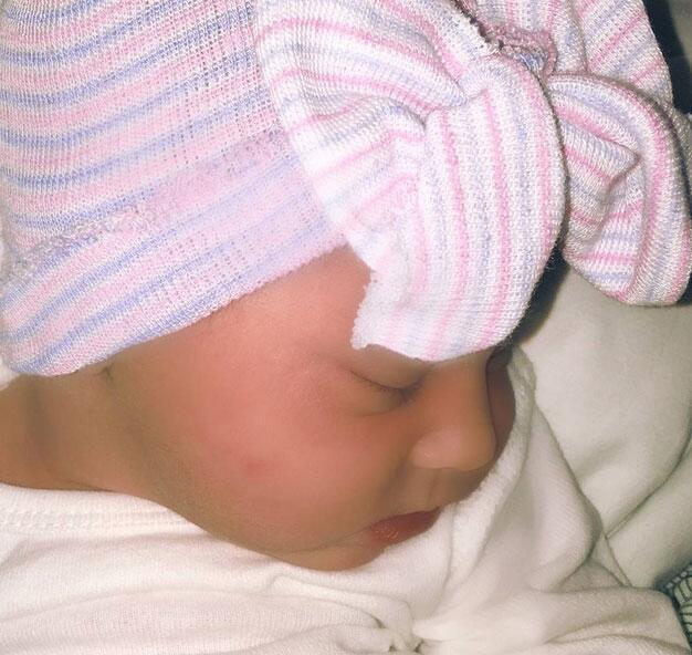Nació el bebé de Bárbara