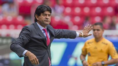 Cardozo, el entrenador que le 'cambió la cara' a Chivas