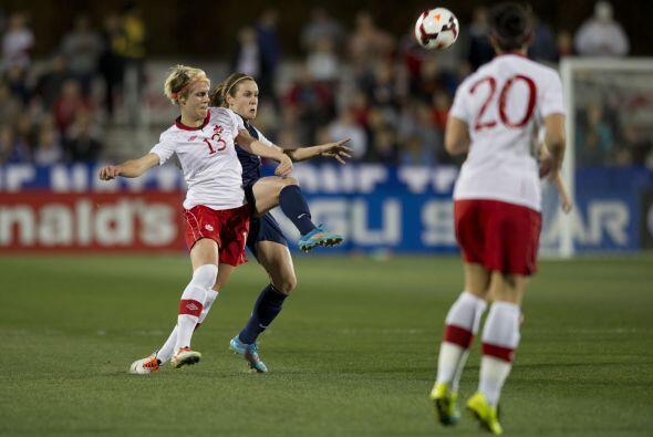 USA vs Canada Femenil