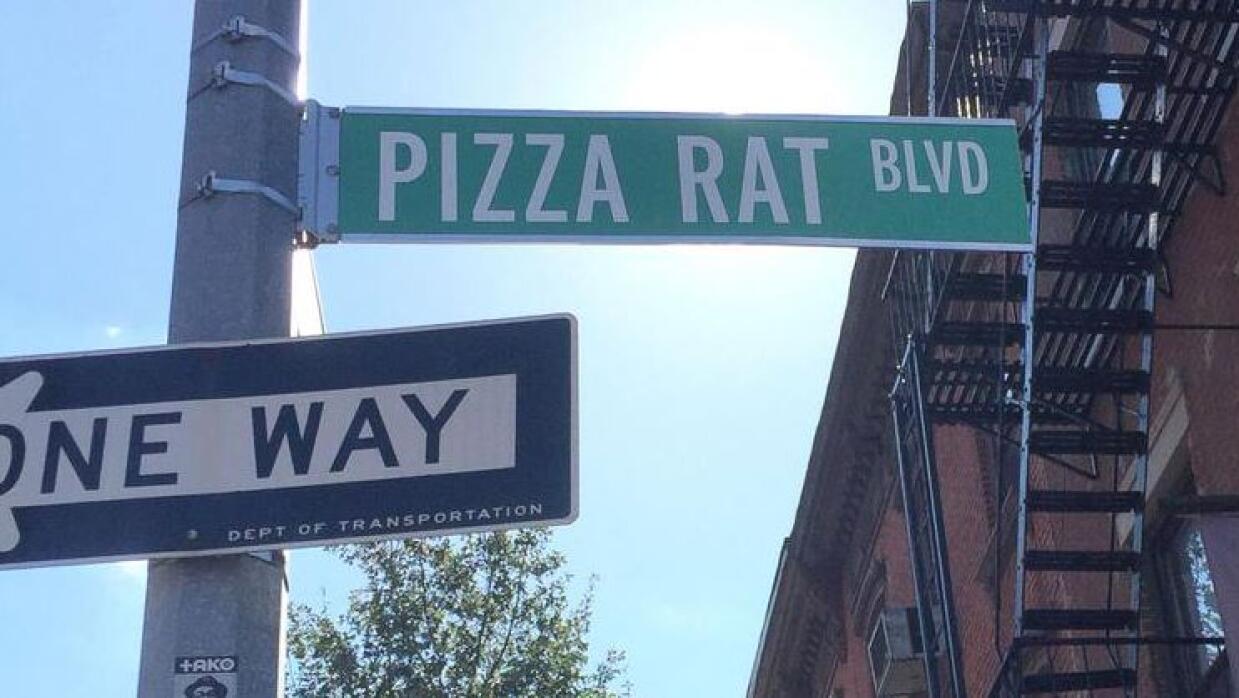 Pizza Rat