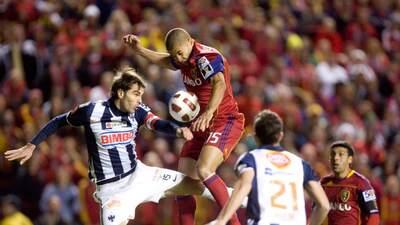 Real Salt Lake vs. Monterrey Final 2010-11