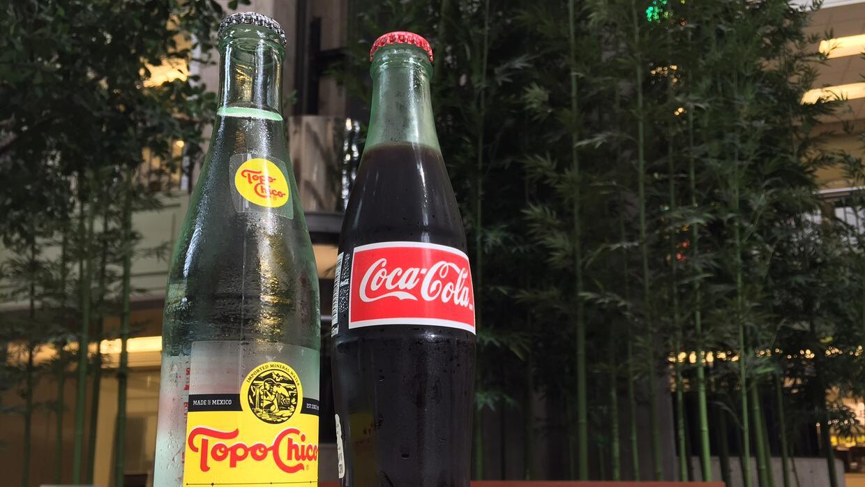 Coca Cola adquirió los derechos de Topo Chico en Estados Unidos y espera...