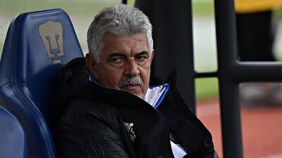 """'Tuca' Ferretti se sinceró tras empate ante Pumas: """"Defensivamente estamos muy mal"""""""