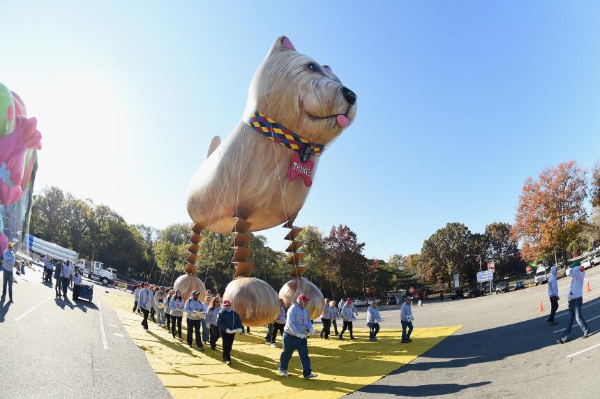 """Entre las novedades de este año está el """"Bouncing Dog"""", que se..."""