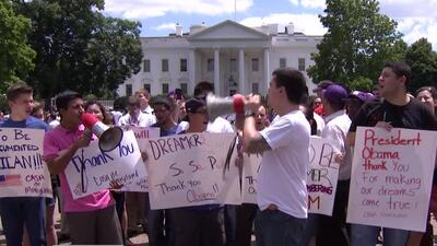 Comunidad inmigrante rechaza la propuesta de Trump para terminar el cierre de gobierno