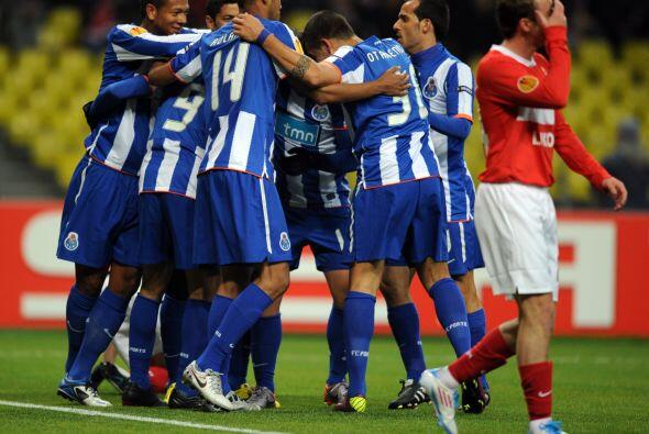 El Oporto se impuso por 5-2 para un 10-3 en el global.