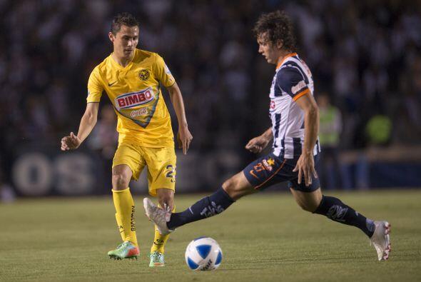 En la jornada 13 América recibe a Monterrey en un duelo del cual se espe...