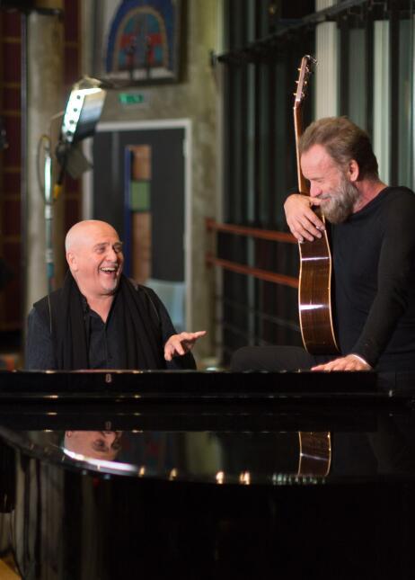 En esta imagen proporcionada por Peter Gabriel Ltd el lunes 18 de enero...