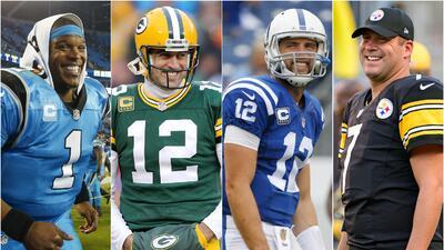 ¿Quiénes son las estrellas de la NFL que más van a cobrar en 2017?