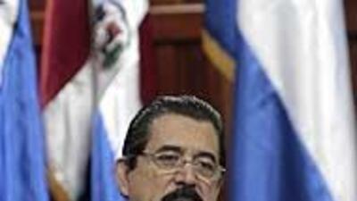 Zelaya rechazó oferta de Lobo para regresar a Honduras cuando quiera 27e...
