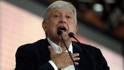 Andrés Manuel López Obrador anuncia que pedirá perdón a las víctimas de la violencia en México