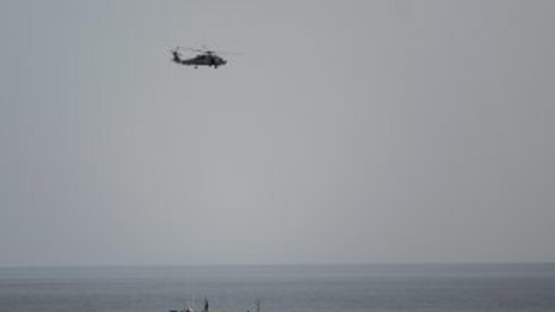 Tras quedar a la deriva el buque emitió una señal de emergencia.