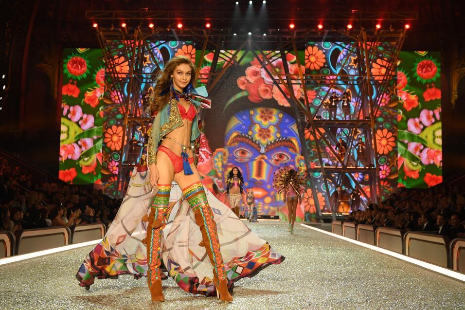 Desfile Victoria's Secret París