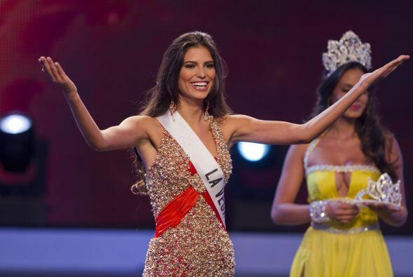 Carlina Durán Baldera perdió la oportunidad de representar a República D...