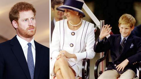 Después de casi 20 años, el príncipe Harry reveló que aún le afecta la a...