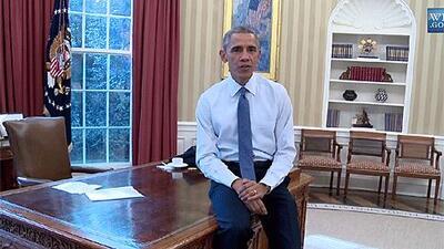 Obama confirma en Facebook el anuncio sobre acción ejecutiva de inmigración