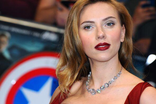 No es la primera vez que le roban imágenes prohibidas a Scarlett Johansson.