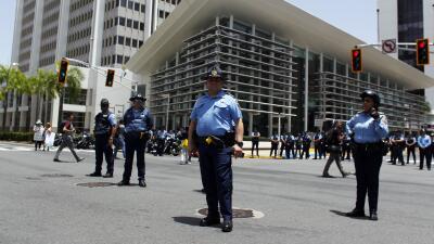 El fin de semana de Navidad, 2,615 policías no prestaron servicio y se t...