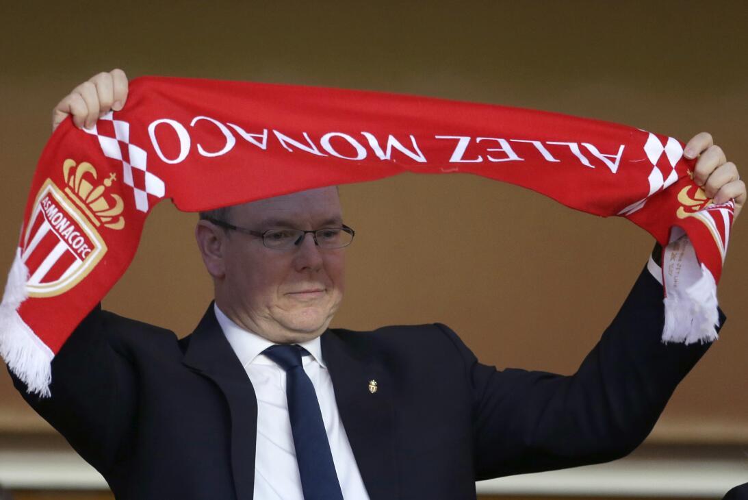 Mónaco de Falcao se coronó campeón de la Liga de Francia tras 17 años de...