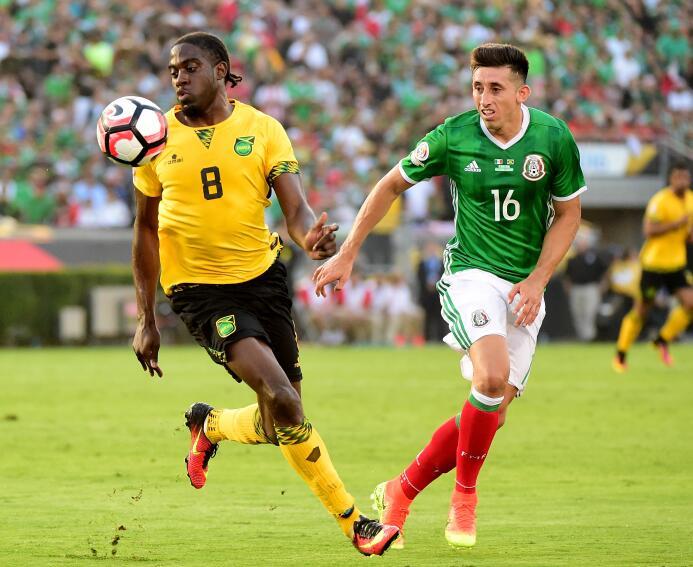 El ranking de los jugadores de México vs Jamaica 38-GettyImages-53913841...