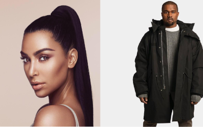 Kim Kardashian and Kanye West have announced that 'Chicago' is the name...